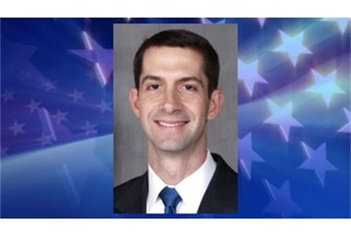 Rep. Tom Cotton_ 'Sharing His Plan' at Aug. 6 Campaign Dinner in Dardanelle_-827901052716823034