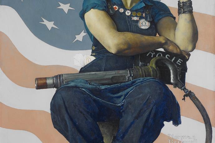 Crystal Bridges To Display Rosie the Riveter_-1991552781778597704