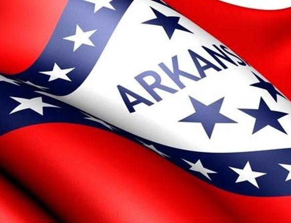 Arkansas State Flag Celebrates 100 Years_-2535571818191500559