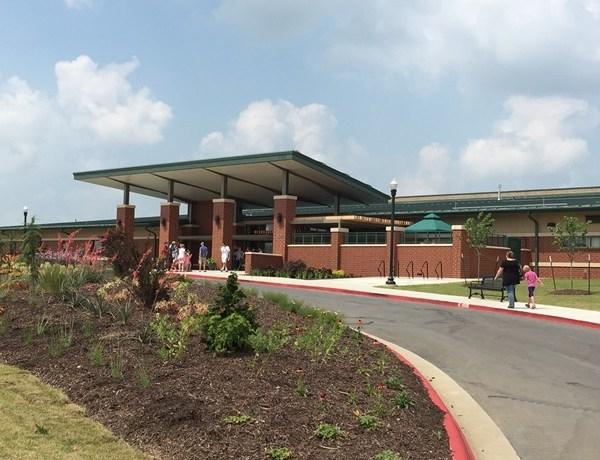 Bentonville Community Center _-2276236793430979296