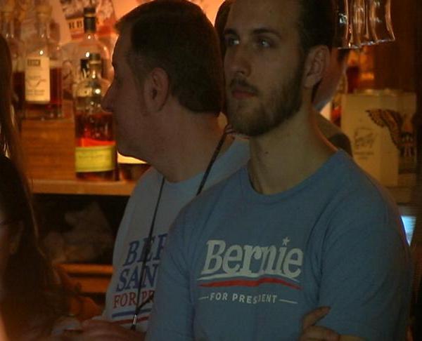 Bernie Sanders Campaign Party