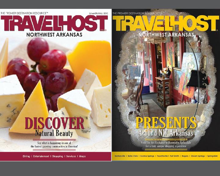 TravelHost FrontPage