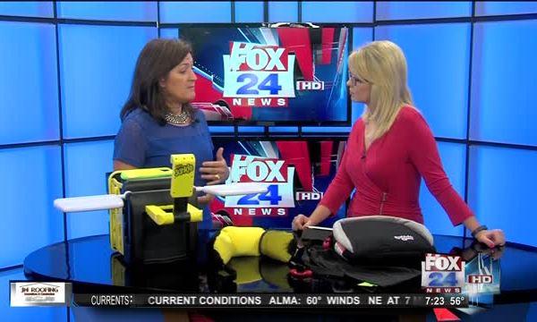 Fox 24 News at 7 interview- Child Safety Week_20150915131605