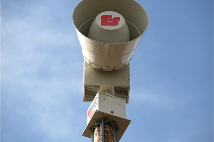 Bentonville to Test Storm Sirens_2455265835600398077