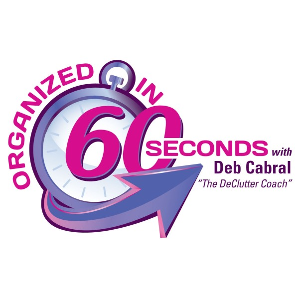 Organized in 60 seconds