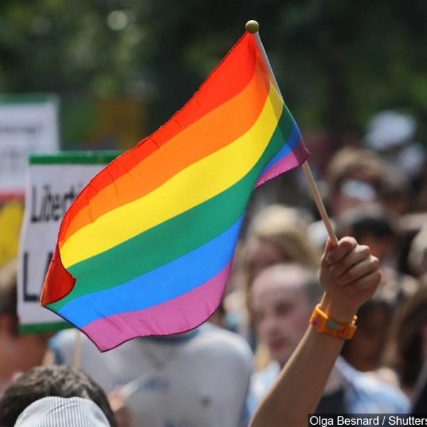 LGBT 'Pride' Flag