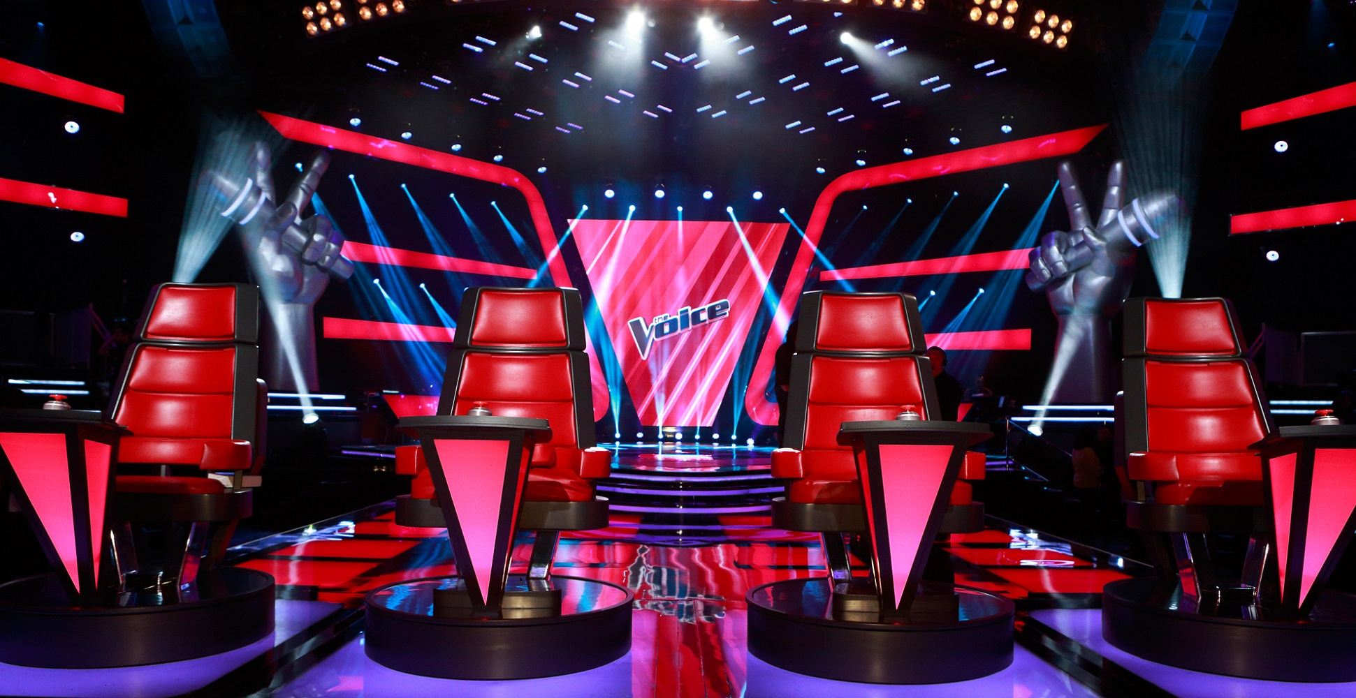 THE VOICE CHAIRS