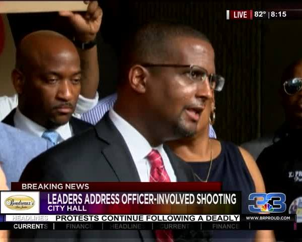 Leaders Address Officer involved Shooting_72696532-159532