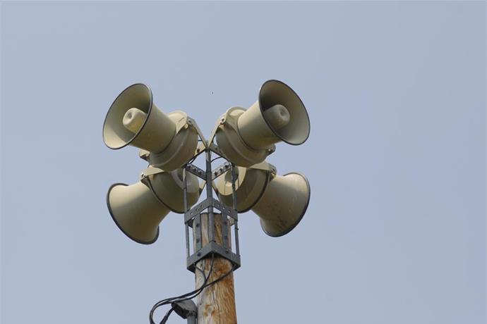 UA Expands Tornado Siren Testing_-4070104225445820363
