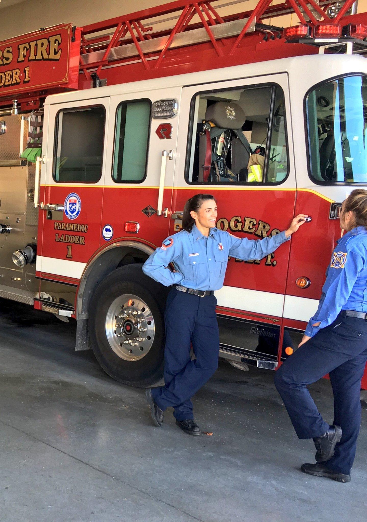 female firefighter rogers 1