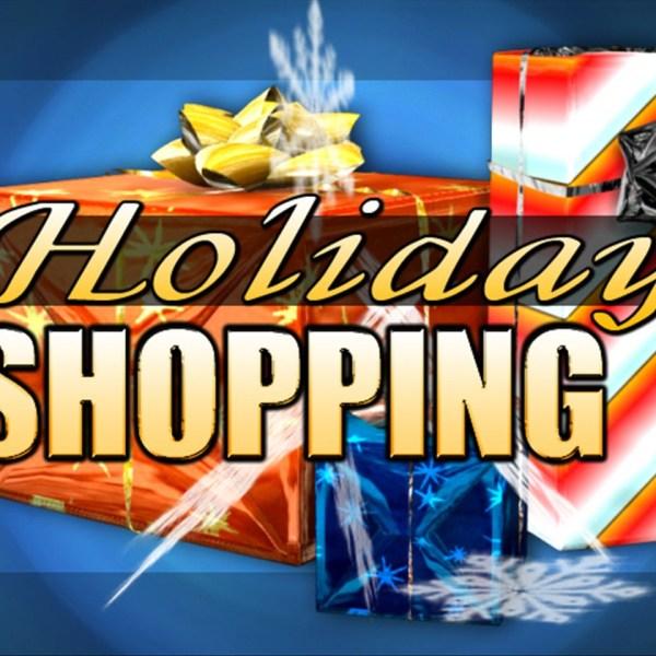 holiday shopping christmas shopping