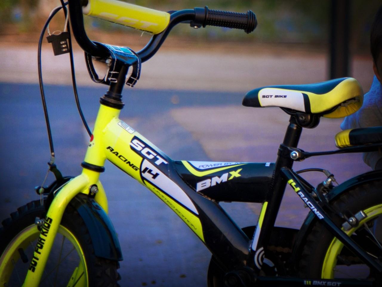 kid bike bicycle