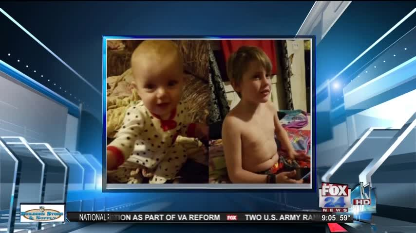 Polk County Looking for Two Missing Children_96625865