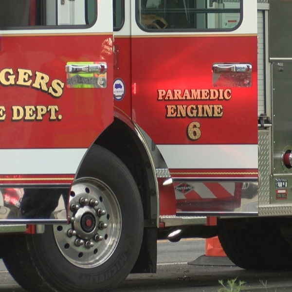 ROGERS FIRE DEPARTMENT