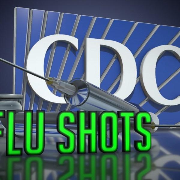 cdc flu shots