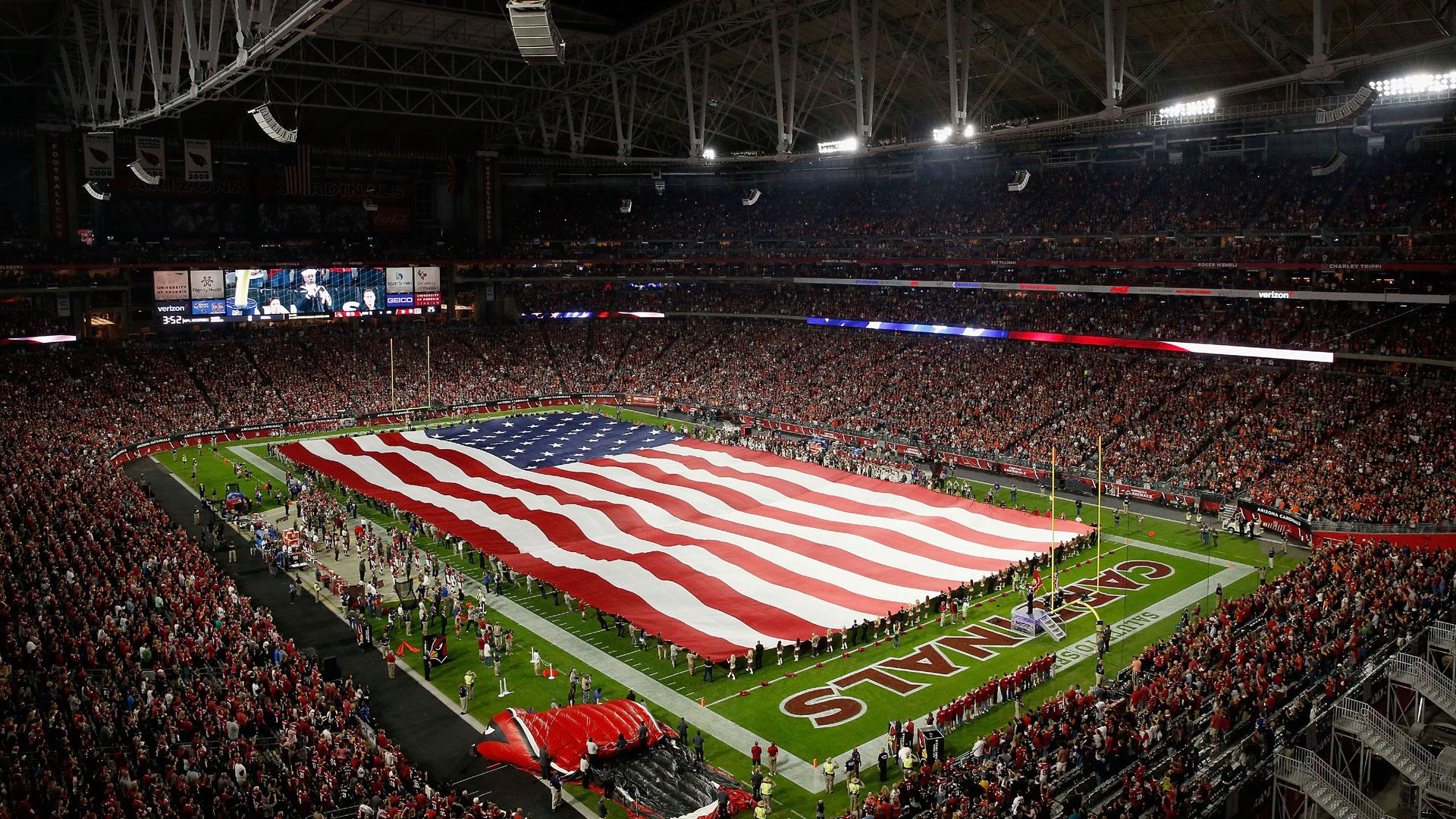 national anthem at Arizona Cardinals game47407954-159532