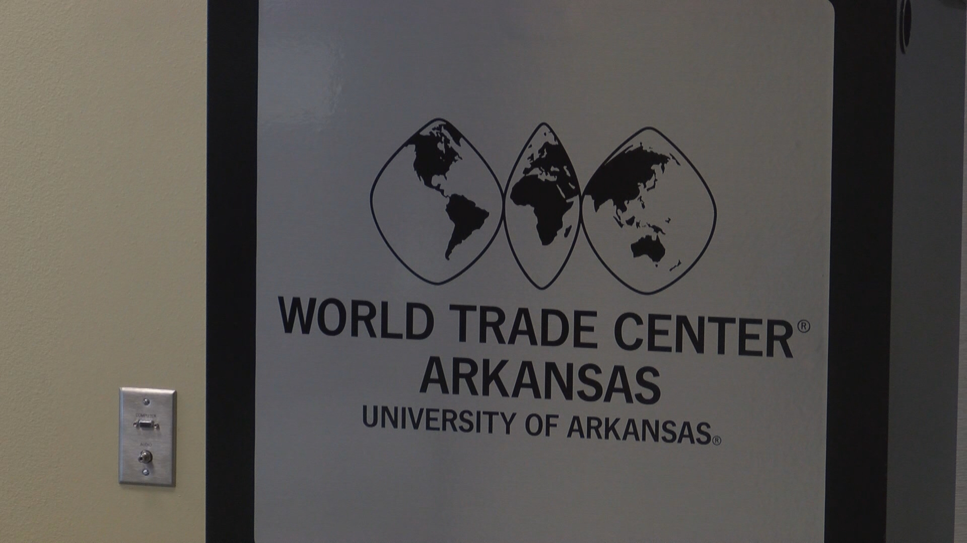 WORLD TRADE CENTER ARKANSAS