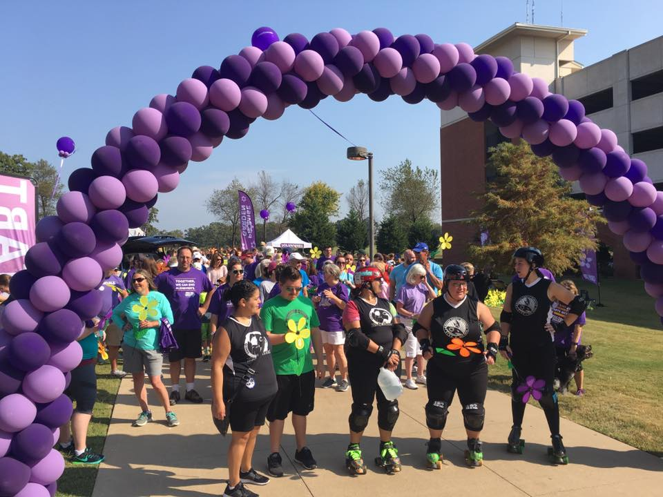 NWA Walk to end ALZ
