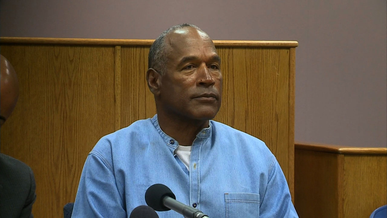 OJ Simpson at his July 2017 parole hearing88138370-159532