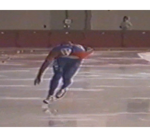 Road to the Olympics: Love of speed skating passed from father to sons