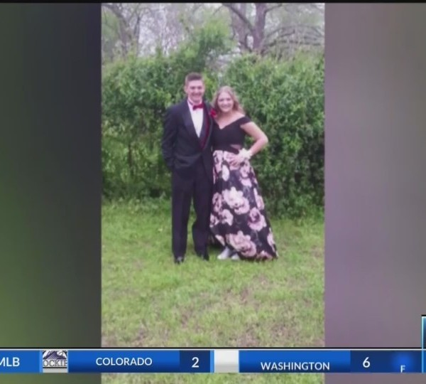 EF-2 Tornado Doesn't Stop Prom for Mountainburg Students