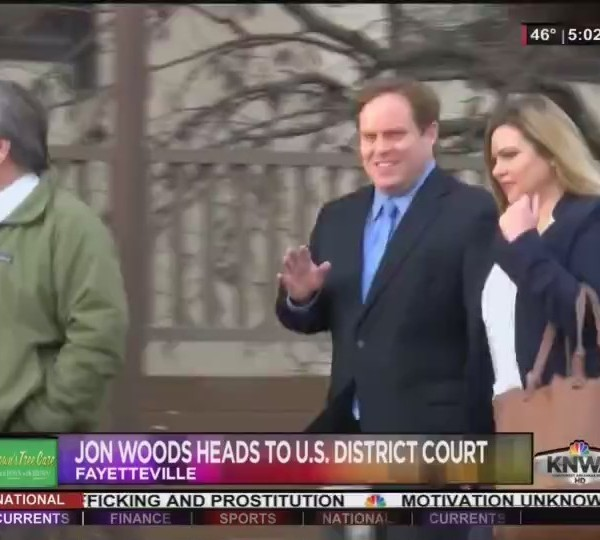 Jon Woods Trial (KNWA)