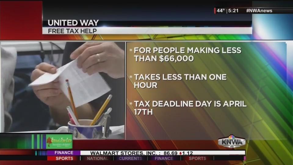 United Way Free Tax Help (KNWA)