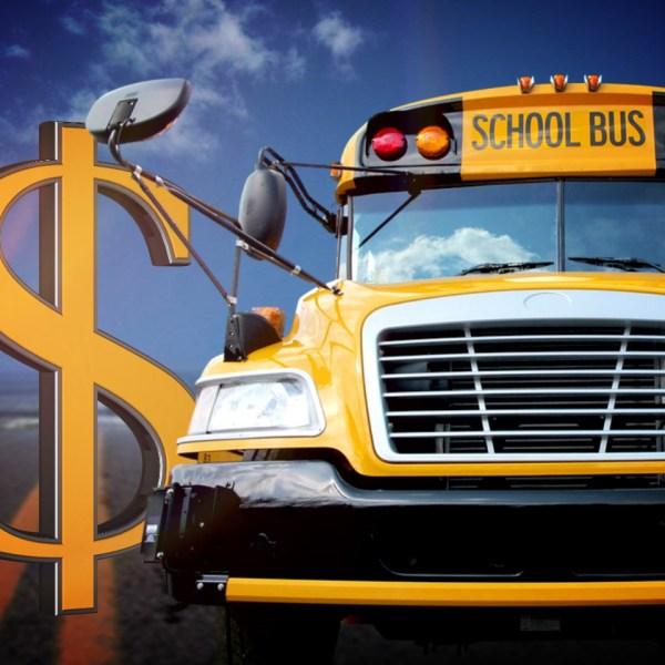 school millage money