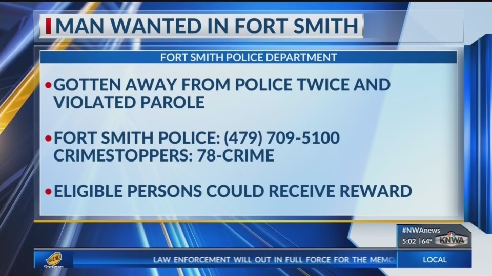 Ft__Smith_Police_Looking_for_Wanted_Man_0_20180524111923