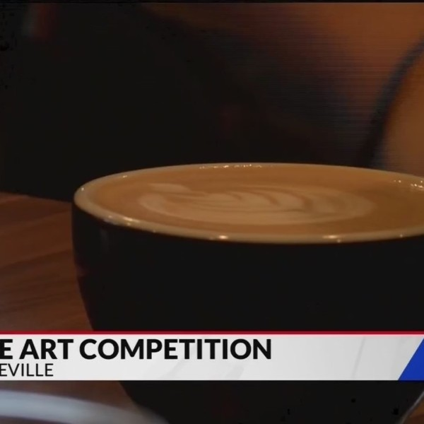 Baristas Compete in Puritan Coffee Latte Art Competition