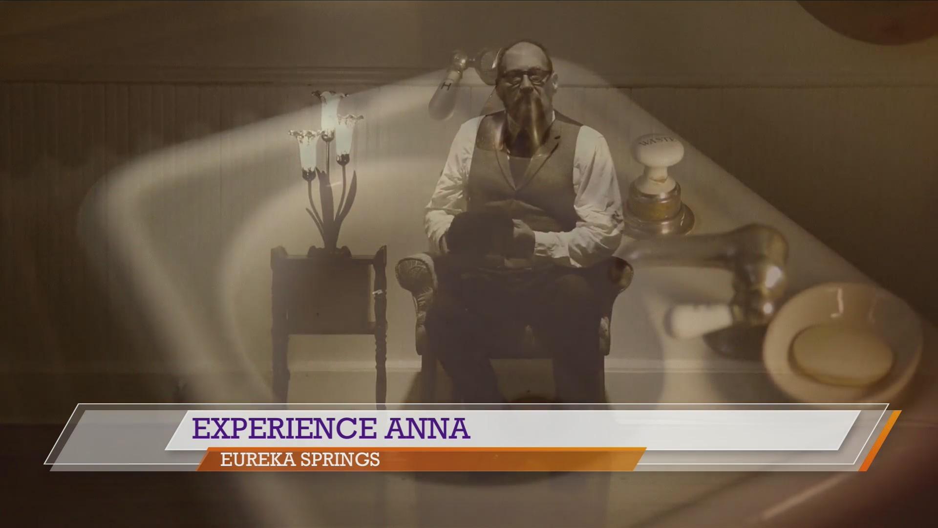 Good Day NWA: Experience ANNA in Eureka Springs