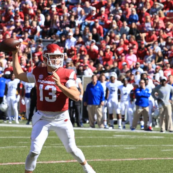 Connor Noland touchdown pass against Tulsa.JPG