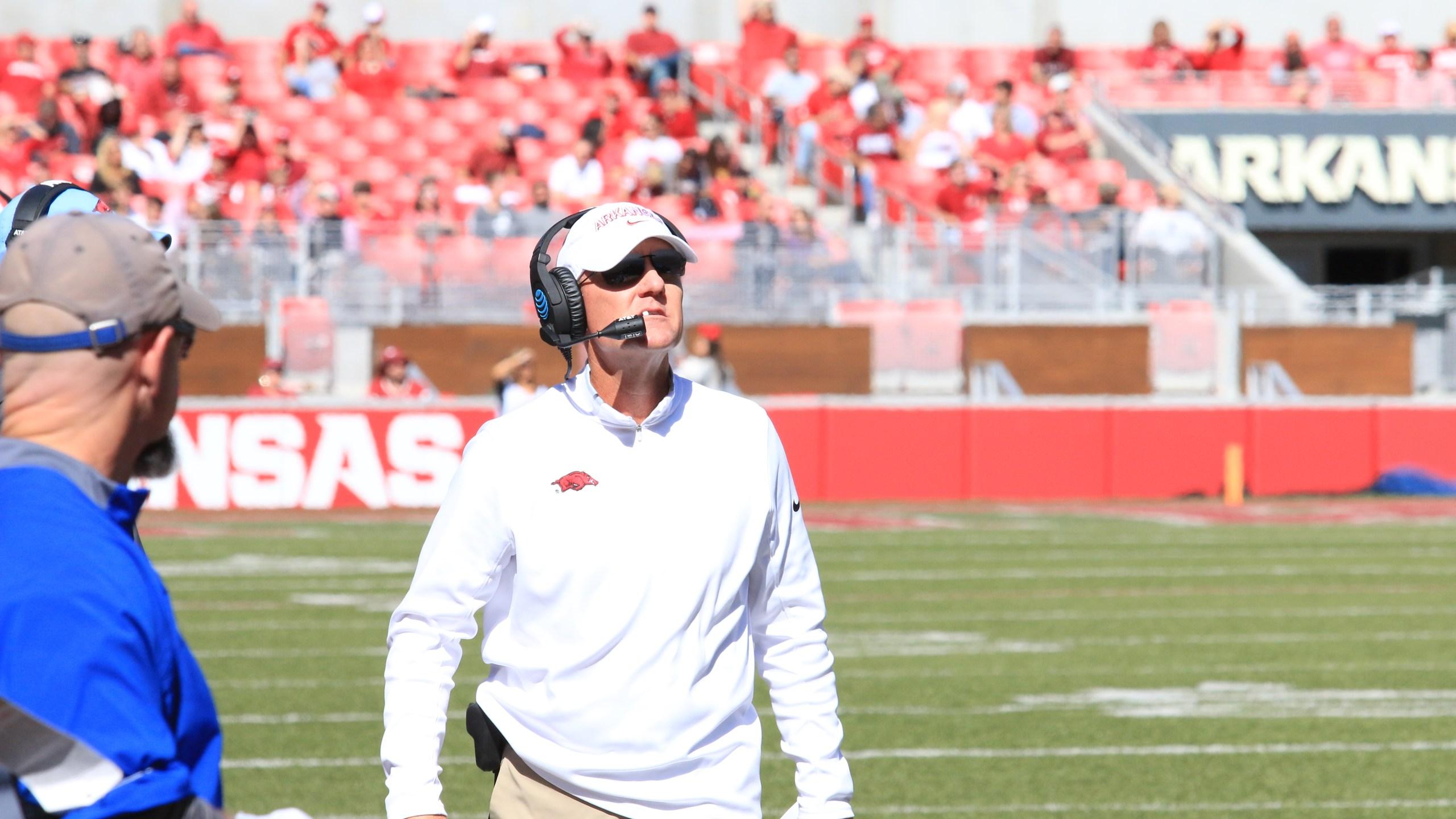 Chad Morris Side Line Tulsa.JPG