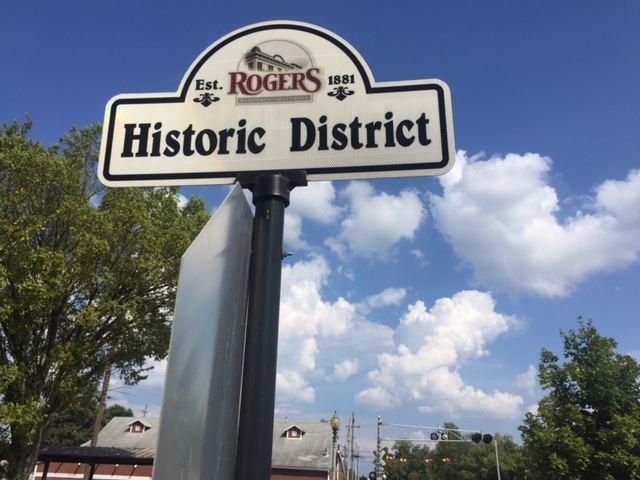 City Launches Downtown Rogers Inc