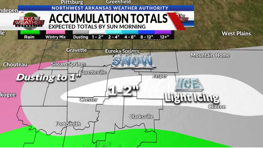 Northwest Arkansas Snow Accumulation Projection.jpg