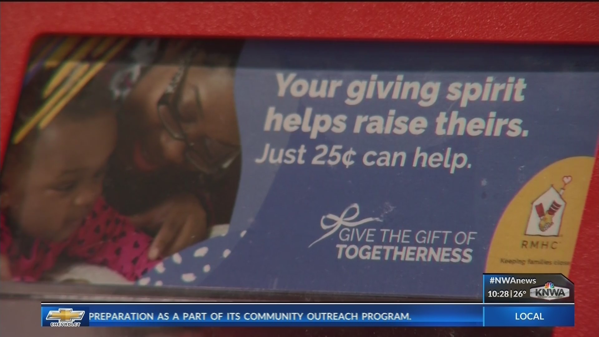 Doing Good Nwa Mcdonald S Restaurants Help Families At