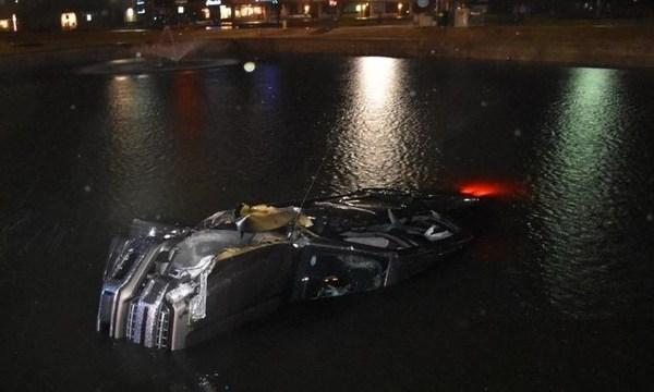Siloam Springs Man Crashes into Pond -_1547049642271.jpg.jpg