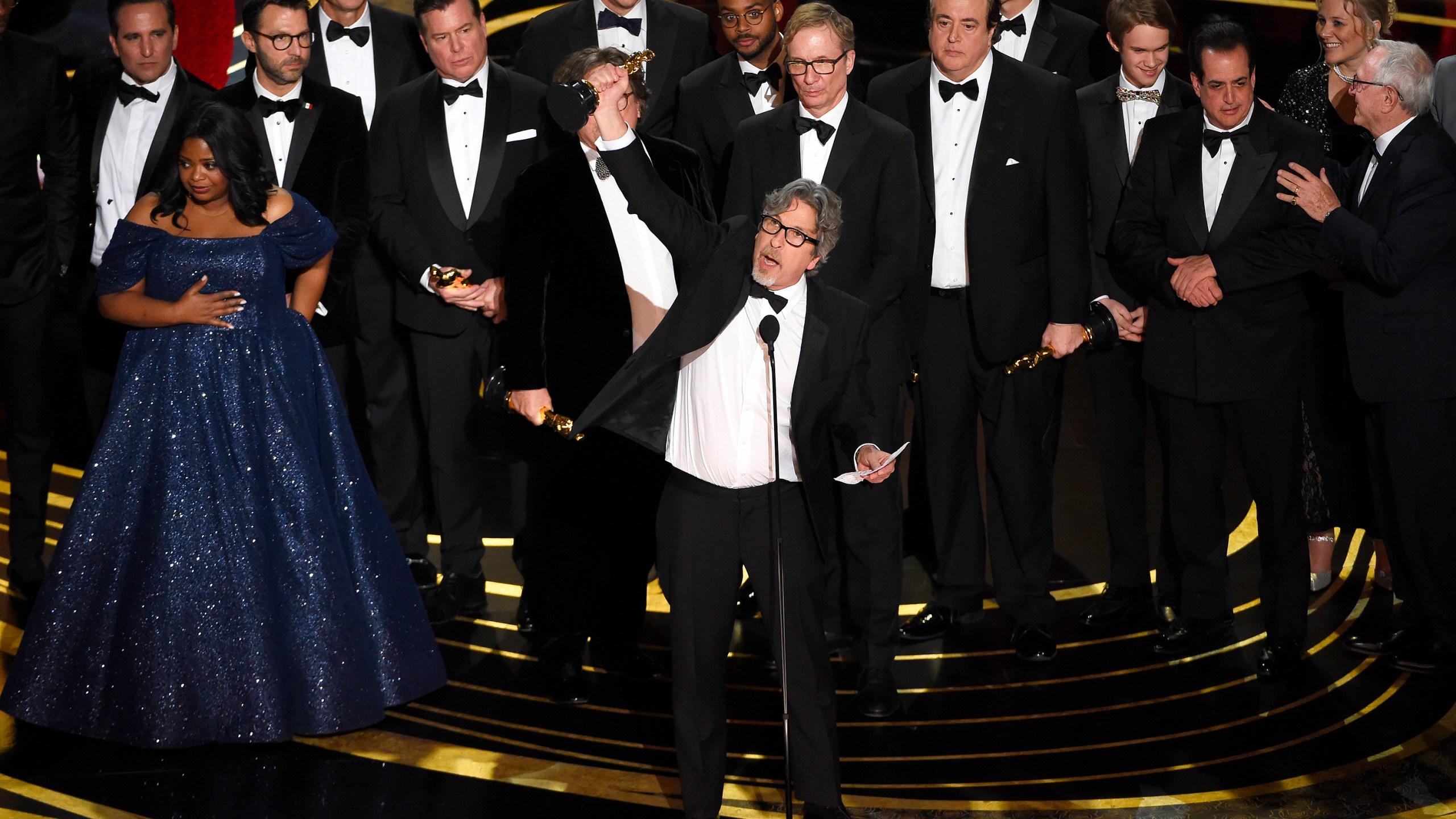 APTOPIX 91st Academy Awards - Show_1551095633112