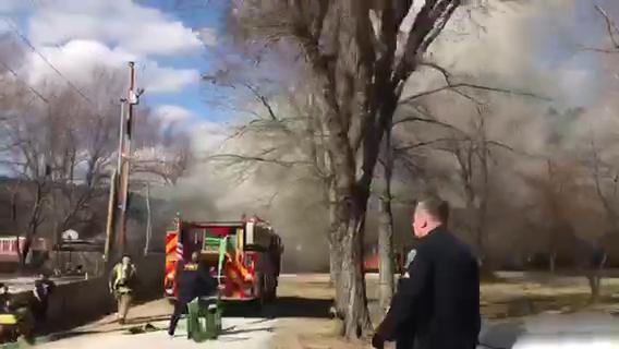 Fayetteville Fire - 2