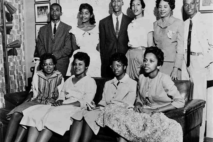 'Little Rock Nine' Member Thomas Dies_-2165643183657825089