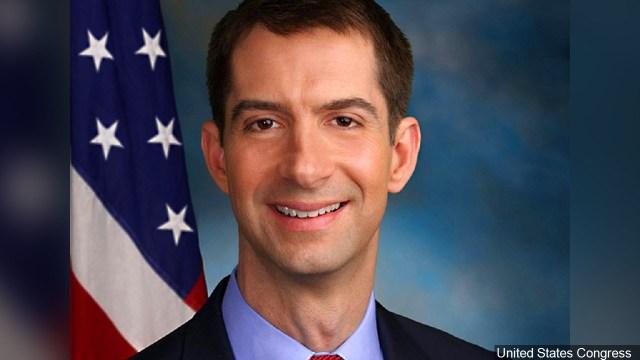 Senator Cotton Provides Statement on Mueller Report Release