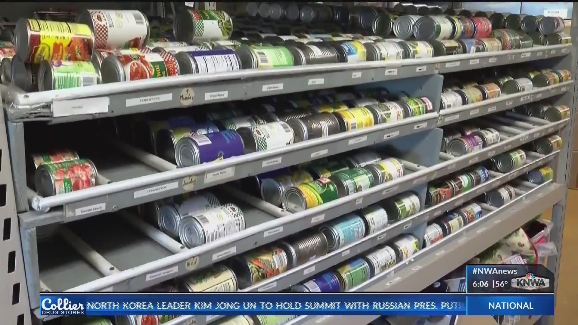Arvest Million Meals Helps Manna Center in Siloam Springs