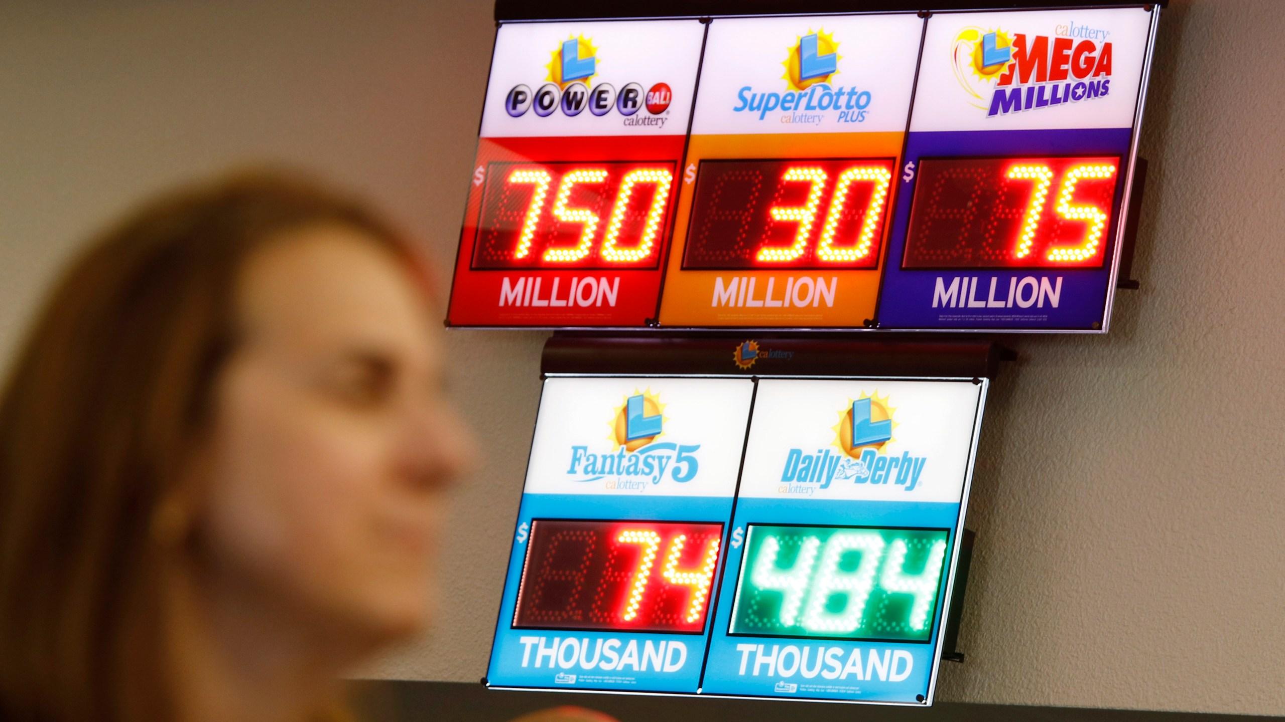 Arkansas Senate OKs lottery winner secrecy bill
