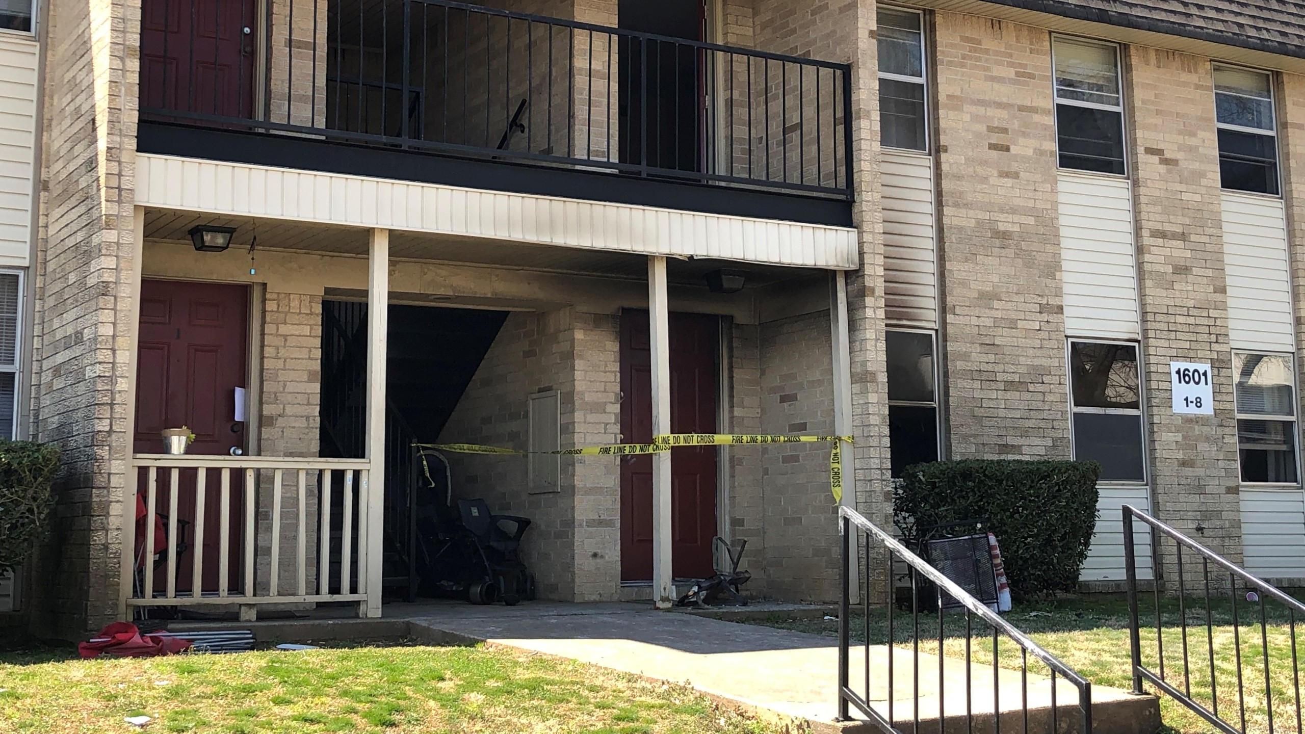 Van Buren Deadly Apartment Fire -  Web