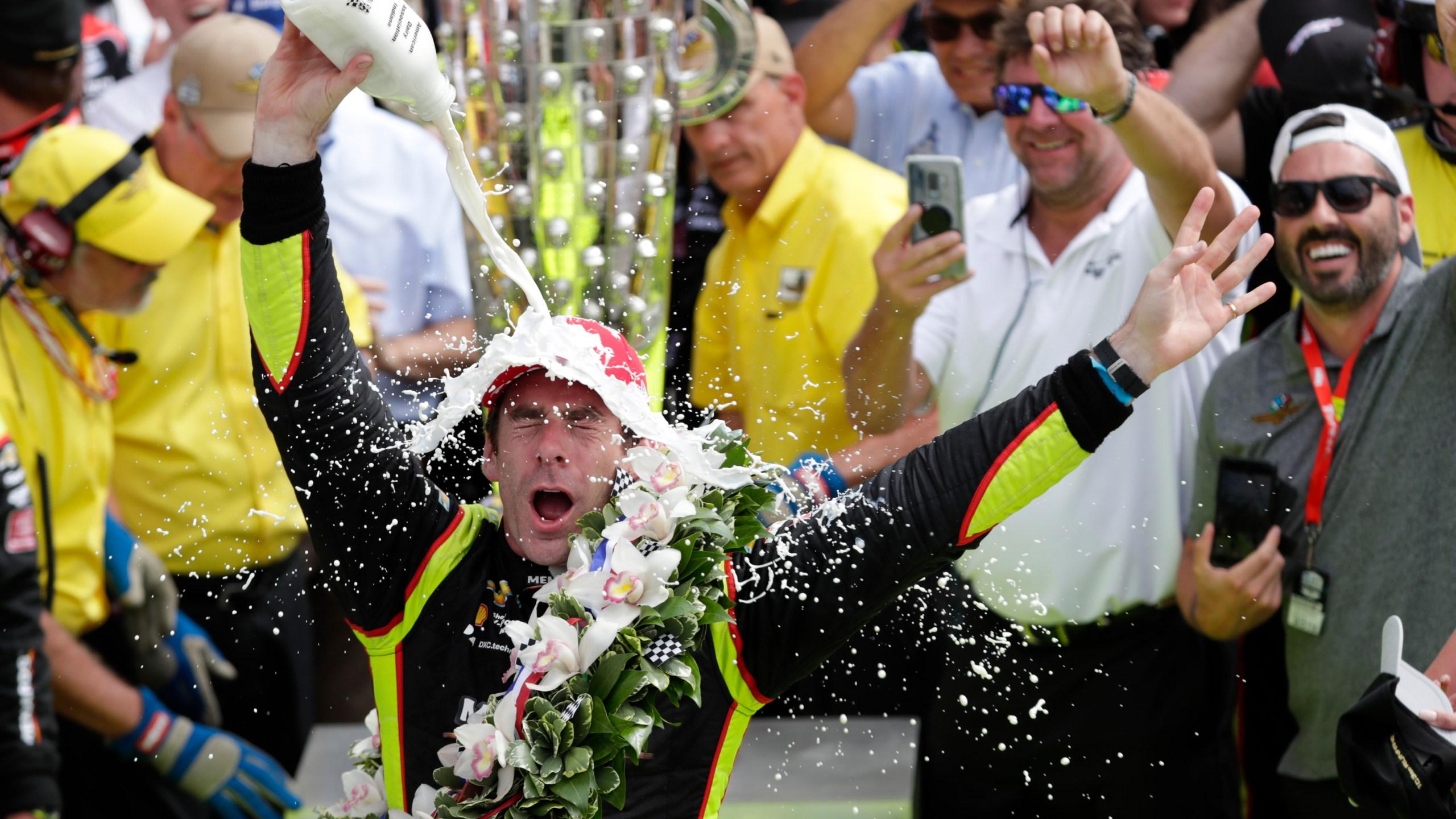 APTOPIX IndyCar Indy 500 Auto Racing_1558902160395