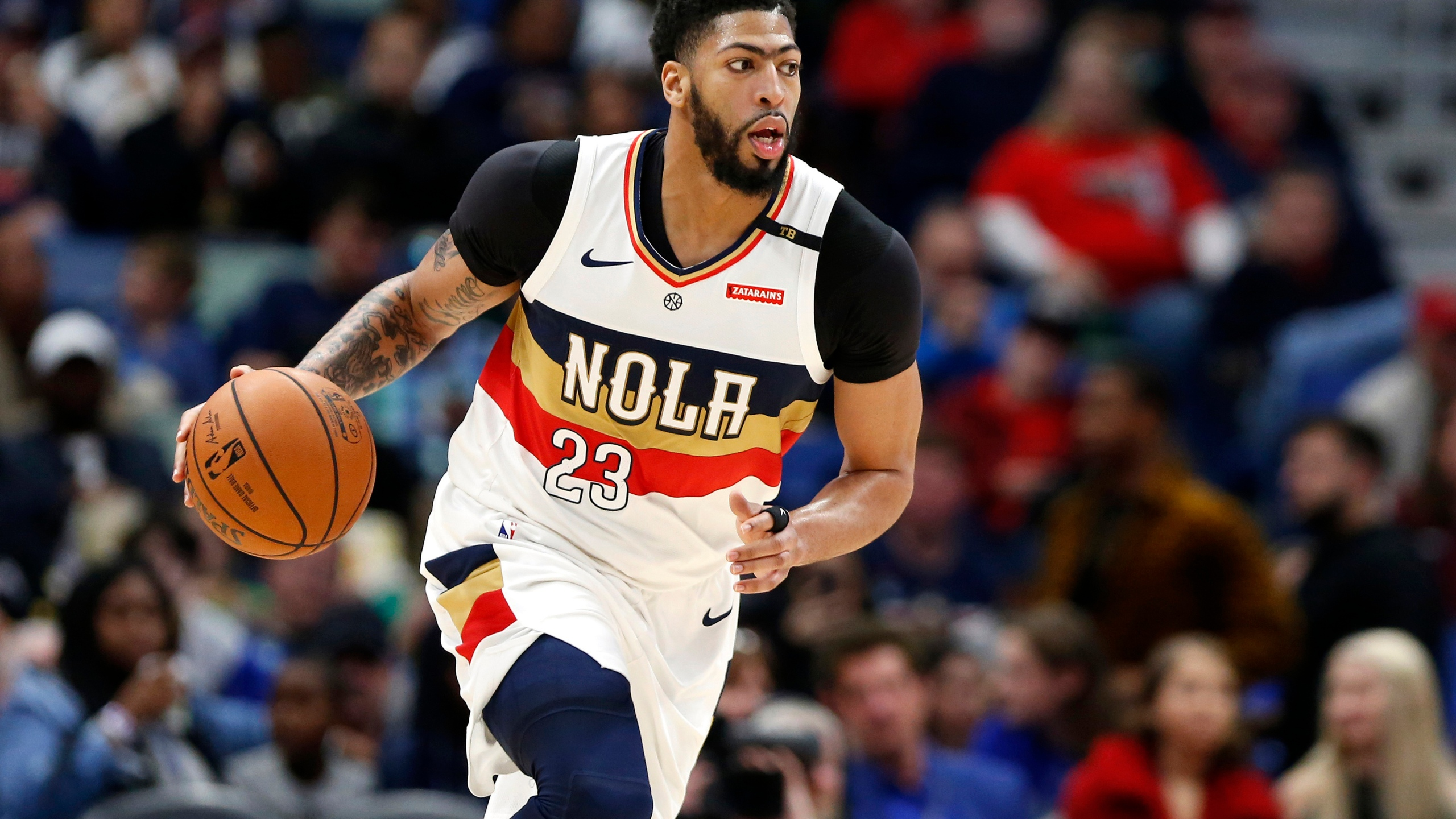 Lakers Pelicans Trade Basketball_1560643880630