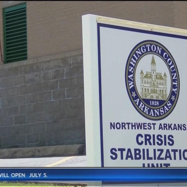 Crisis stabilization unit opens in Fayetteville