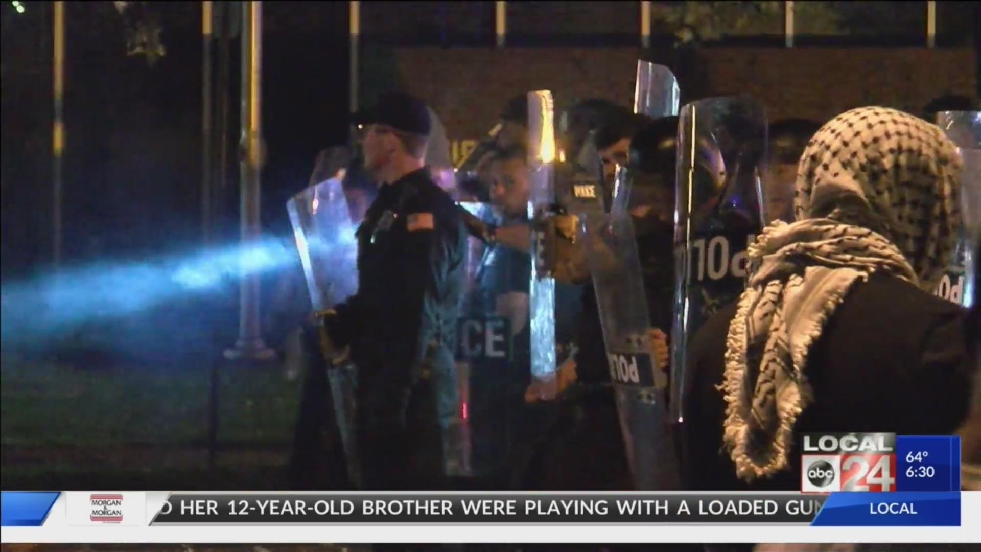 U.S. Marshal Involved Shooting 630am