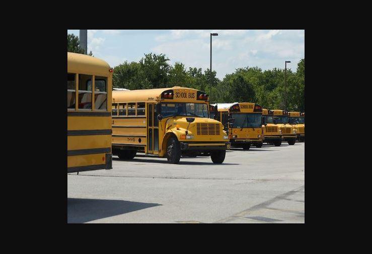 Bentonville School Bus