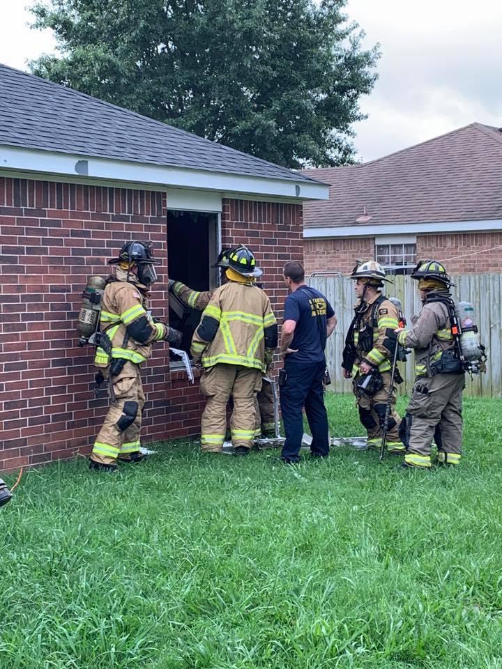 Centerton House Fire